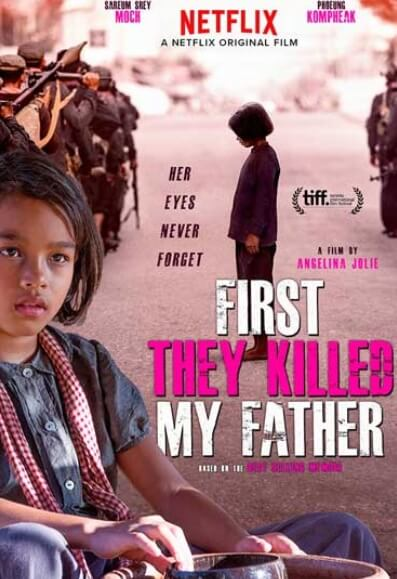 First, they killed my Father