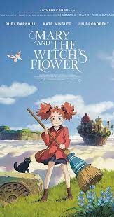 Mary and Witch's Flowers