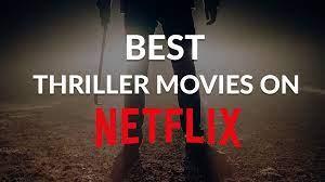 Best Netflix thriller